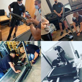 Montaje, reparación y mantenimiento de maquinaria.