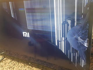 Tv xiaomi mitv 32 panel roto. Despiece componentes