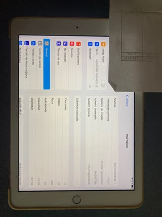 iPad 2018 32 GB - Dorado