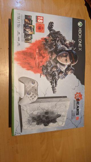 Xbox One X Ed. Limitada Gears of War