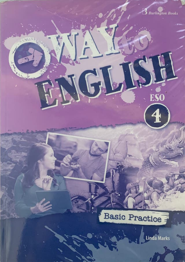 Libro Inglés 4 eso burlington books