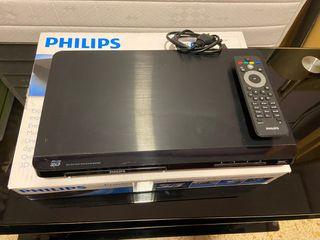 reproductor de Blu-ray y DVD de Philips