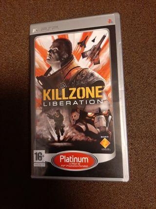Juego Killzone Liberation para PSP