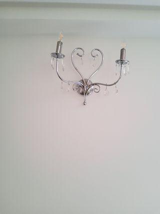 5 Lamparas estilo candelabro