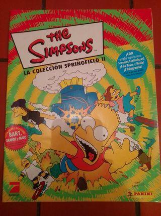 album the Simpsons