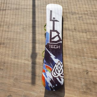 Tabla Snowboard LibTech TravisRicePro