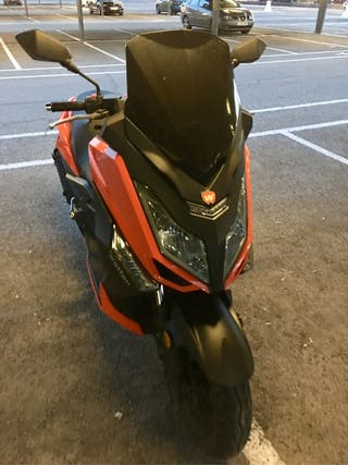 Scooter Wottan storm 125cc