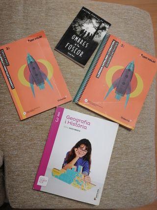 libros 3 eso.