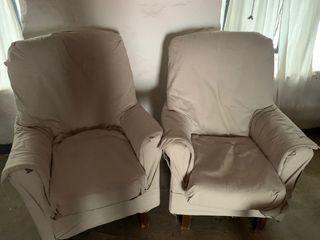 Sofas y sillas