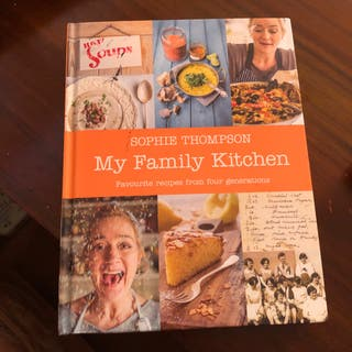 My Family Kitchen 4 Generation Recipe Cook Book
