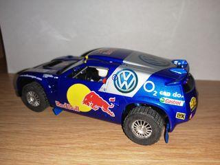 WW Touareg Redbull París Dakar Scalextric