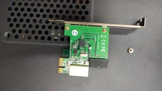 Adaptador USB 3.0 PCIe