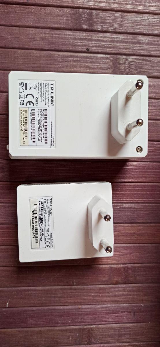 Repetidor wifi TP-LINK AV500