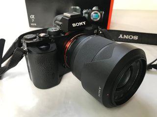 Cámara fotos Full Frame Sony A7+ 28-70mm