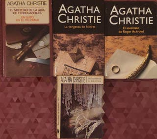 Agatha Christie, novela de intriga/misterio