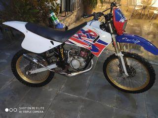 se vende moto Rieju