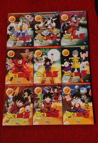 Dragon Ball Z DVD Colección