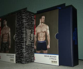 calzoncillos boxer lonsdale
