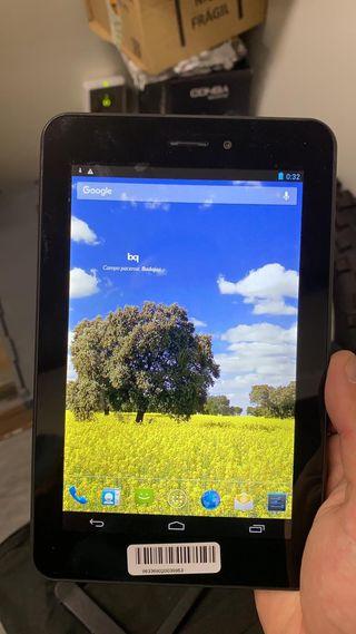 Tablet bq elcano 2. 7'' 3g. 32gb rom