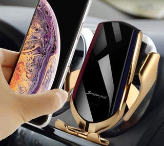 Luxury wireless charger
