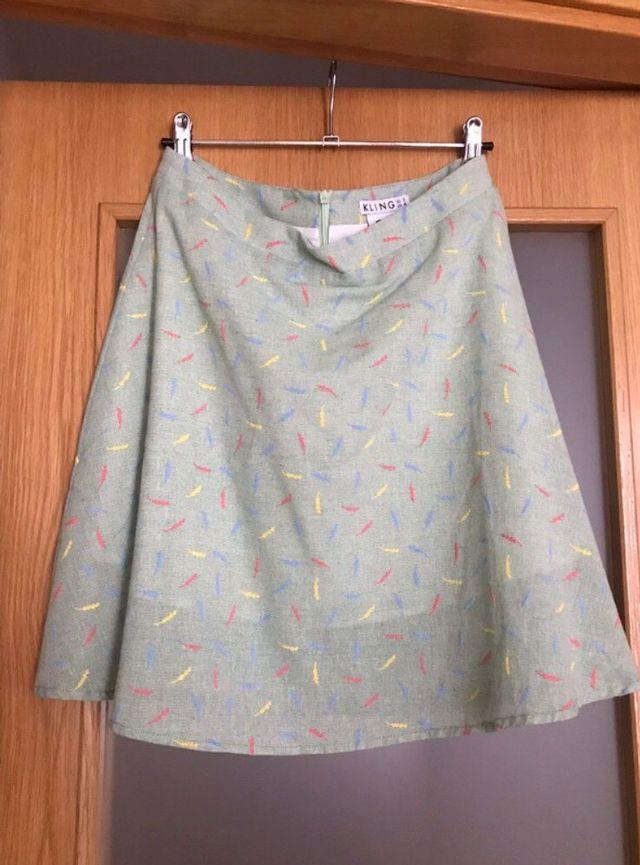 Camisa de Kling talla M