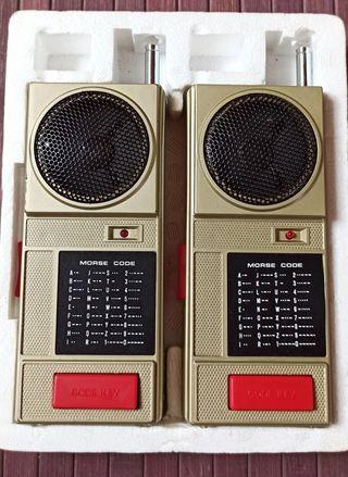 Intercomunicadores Morse