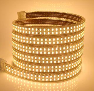 Tira LED 220v Doble