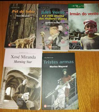 libros lectura obligatoria.