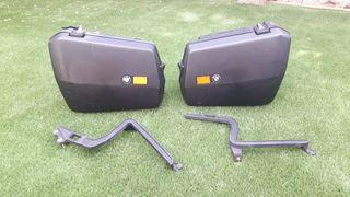2 Maletas de BMW K-75