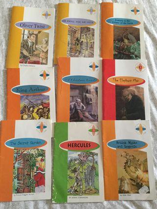 Libros burlington book
