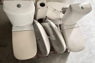 Pack inodoros-retretes + Bidés + lavabos