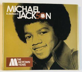 Box 3 Discos Cd MICHAEL JACKSON & JACKSON 5