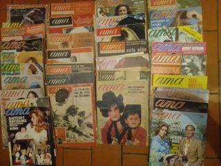 lote de revistas antiguas
