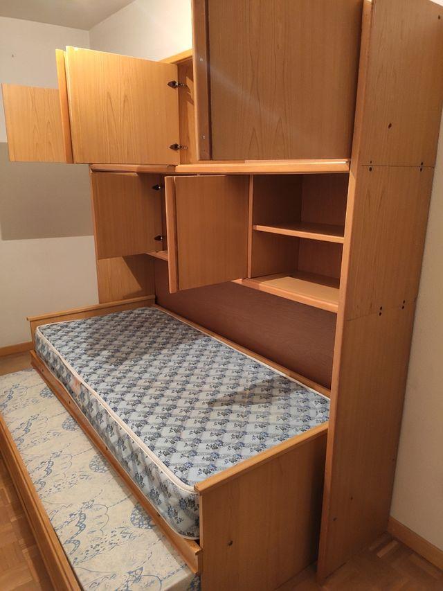 Dormitorio infantil de segunda mano por 130 € en Madrid en ...