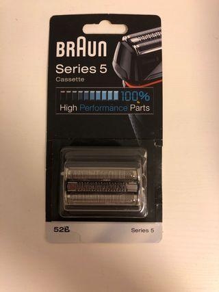 Braun Cassette Serie 5