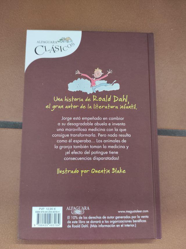 Lectura Roald Dahl