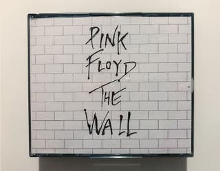 PINK FLOYD - THE WALL - 2 CD