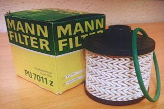 Filtro de combustible MANN-FILTER (PU 7011 z)