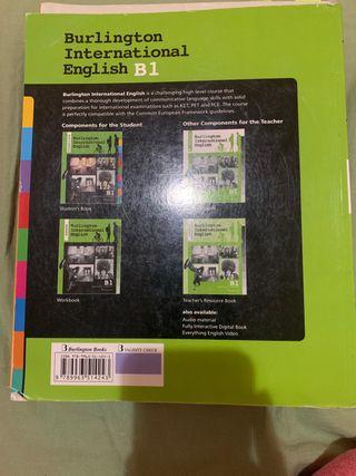 Burlington International English / Oral skills com