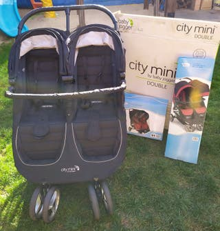 Silla carrito gemelar City Mini