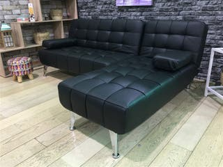 Sofá reclinable cama clic clac chaise longue