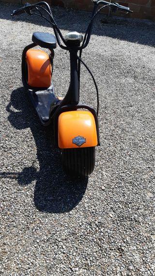 patinete electrico citycoco
