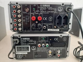 Yamaha mini componentes
