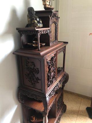 Mueble de Marquetería
