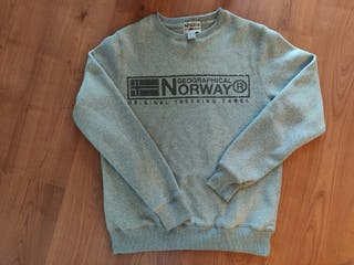 Sudadera Norway Gris