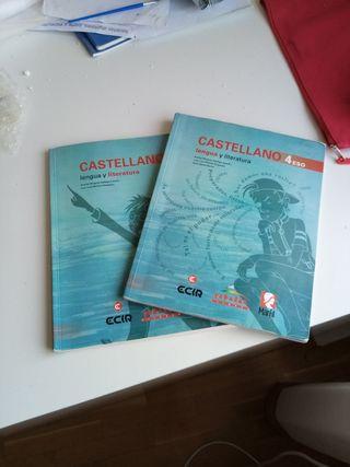lengua y literatura castellano de Ecir