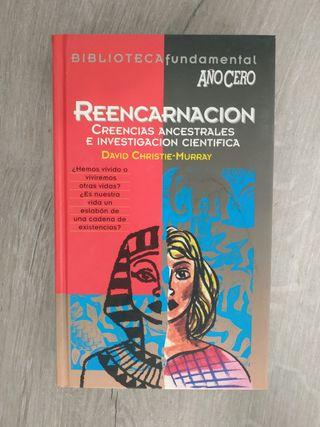 Libro Reencarnación de David Christie-Murray