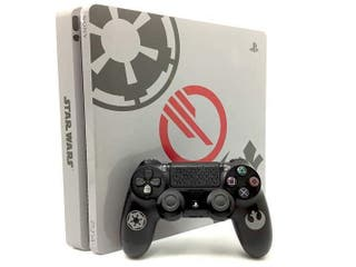 CONSOLA SONY PS4 SLIM 1TB STAR WARS