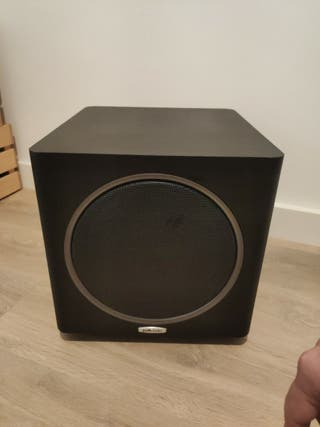 Polk Audio PSW110 Subwoofer Activo 100 W