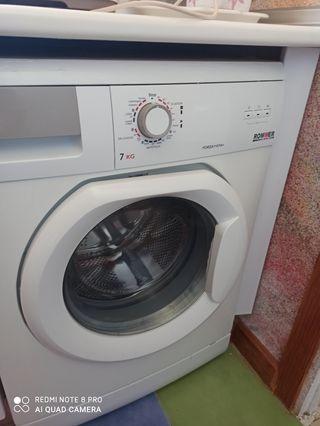 lavadora nueva, usada practicamente 3 meses